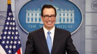 Download Mnuchin says goal is for 3 percent growth Video
