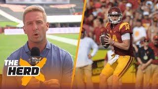 Download Joel Klatt talks USC vs Stanford, Kevin Sumlin's future at Texas A&M and more | THE HERD Video
