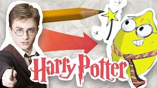 Download Turning Harry Potter into a CARTOON   Butch Hartman Video