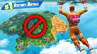 Download Can You WIN WITHOUT LANDING? in Fortnite Battle Royale Video