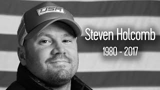 Download USA sliding athletes pay tribute to the late Steve Holcomb | Olympic Video