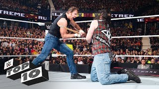Download WWE Extreme Rules lethal weapons - WWE Top 10 Video