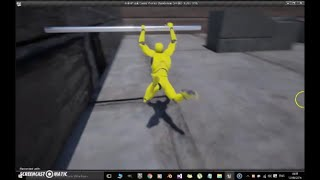 Ninja 01 for UE4 - Motion Capture Animation Pack Free Download Video