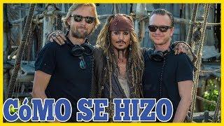 Download Cómo se hizo Piratas del Caribe: La venganza de Salazar Video
