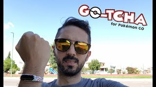 Download GO-tcha for Pokémon GO: video prova   SuperNerd.it Video
