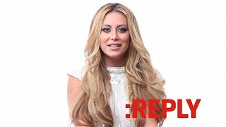 Download Aubrey O'Day - ASK:REPLY Video