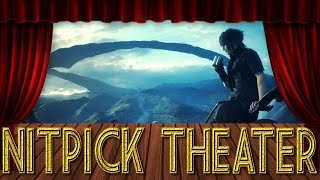 Download Final Fantasy XV Encourages Dangerous Driving (Nitpick Theater) Video