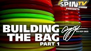 Download Building The Bag with Avery Jenkins Pt 1: Putters & Mid-range discs Video
