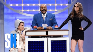 Download Celebrity Family Feud: Super Bowl Edition - SNL Video