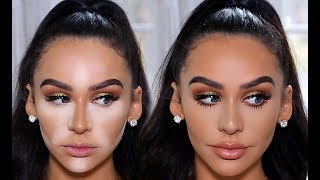 Download TRYING THE NEW KKW CONCEAL, BAKE & BRIGHTEN Video
