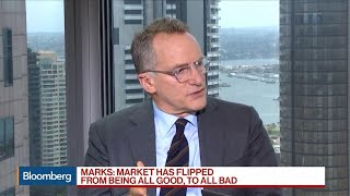 Download Markets Have Flipped From Being All Good to All Bad, Says Oaktree's Marks Video
