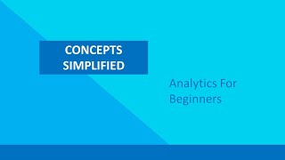 Download Introduction to Analytics | Analytics for Beginners Course (Part 1) Video