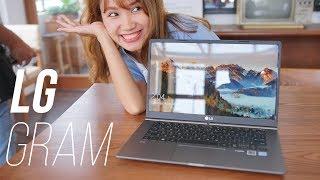 Download LG Gram: Laptop siêu nhẹ chưa tới 1kg, pin khoẻ Video