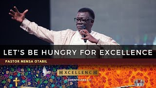 Download Let's Be Hungry For Excellence Video