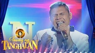 Download Tawag ng Tanghalan: Andrey Magada   Through The Fire (Round 2 Semifinals) Video