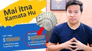 Download How Much i Earn Money From Website | AskManojSaru EP05 Video