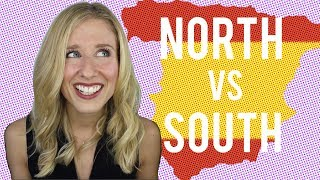 Download Is Northern Spain better than Southern Spain? 10 differences between the North and the South Video