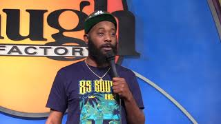 Download Karlous Miller Stand Up Comedy at The Laugh Factory 2018 Video