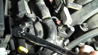 Download Spark Plugs Install 2011 Jeep Grand Cherokee wk2 5.7 Hemi Video