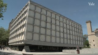 Download Beinecke Library Renovation Video