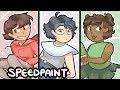 Download Spectrum Squad - OC (SPEEDPAINT) Video