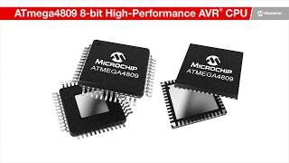 Download ATmega4809 8-bit High-Performance AVR® CPU Video