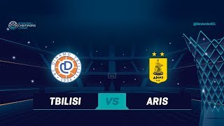 Download Dinamo Tbilisi v Aris - Full Game - Qualification Round 1 - Basketball Champions League 2018-19 Video