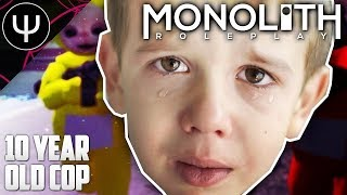 Download GMod: Monolith RP Mod — 10 YEAR OLD Cop! Video