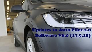 Download Tesla Updates to the Autopilot 2.0 Details | 5 Feb 2017 Video