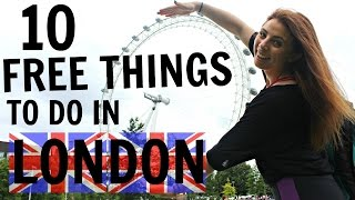 Download 10 FREE THINGS TO DO IN LONDON Video
