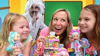 Download Special Delivery at the Pretend Toy Hotel of Shopkins Mini Packs Video