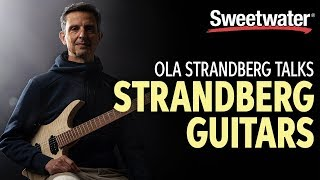 Download Interview with Ola Strandberg Video