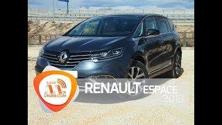 Download Renault Espace 2018 / Al volante / Prueba dinámica / Review / Supermotoronline Video