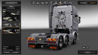 Download (Ets2 1.25)Scania GTm SCS Tuning Video