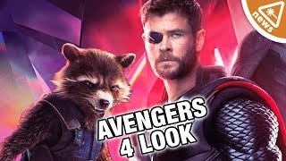 Download What the New Avengers 4 Toys Reveal about Its Villain and Costumes! (Nerdist News w/ Jessica Chobot) Video