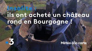 Download Ils ont acheté un château rond en Bourgogne ! - Météo à la carte Video