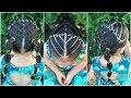 Download Peinado para niñas con ligas la maya y trenzas |Peinado para niñas faciles y rapidos de hacer|LPH Video