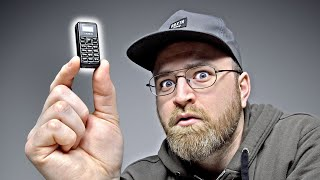 Download Unboxing The World's Smallest Phone Video