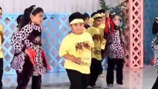Download Woogie boogie hindi dance Annual Day MIS Video