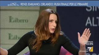 Download L'aria che tira - Renzi, Emiliano, Orlando: rush finale per le Primarie (Puntata 27/04/2017) Video