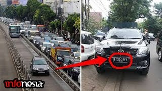 Download PLAT DEWA! Inilah Plat Nomor Kendaraan Yang Kebal Tilangan Polisi Video