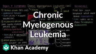 Download What is chronic myelogenous leukemia? | Hematologic System Diseases | NCLEX-RN | Khan Academy Video