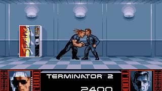 Download Terminator 2: Judgment Day (PC/DOS) Longplay, 1991, Ocean software, Ljn Ltd Video