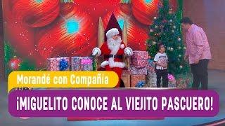 Download Miguelito conoce al Viejito Pascuero - Morandé con Compañía Video