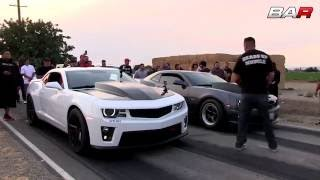 Download 20min Heads Up Street Racing Video! - HeadsUpMuscle Shootout Video