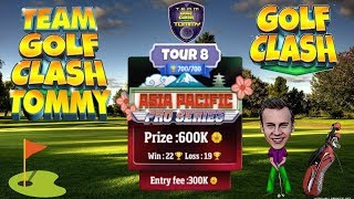 Download Golf Clash tips, Hole 7 - Par 3, Tour 8 - Gokasho Bay *Asia Pacific*, GUIDE/TUTORIAL Video