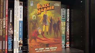Download Black Hammer Library Edition Vol. 1 Overview Video