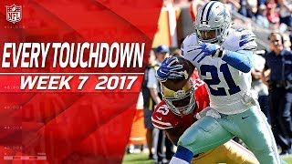 Download Every Touchdown from Week 7 | 2017 NFL Highlights Video