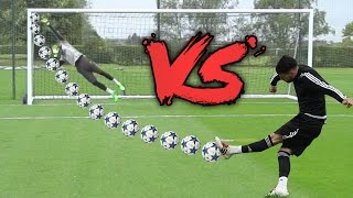 Download F2 VS PREMIER LEAGUE KEEPER! Video