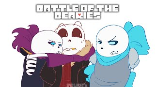 Download SwapFell Vs Swap pt 1 [BATTLE OF THE BERRIES ] Ft. ChromaDust (Undertale Comic Dub) Video